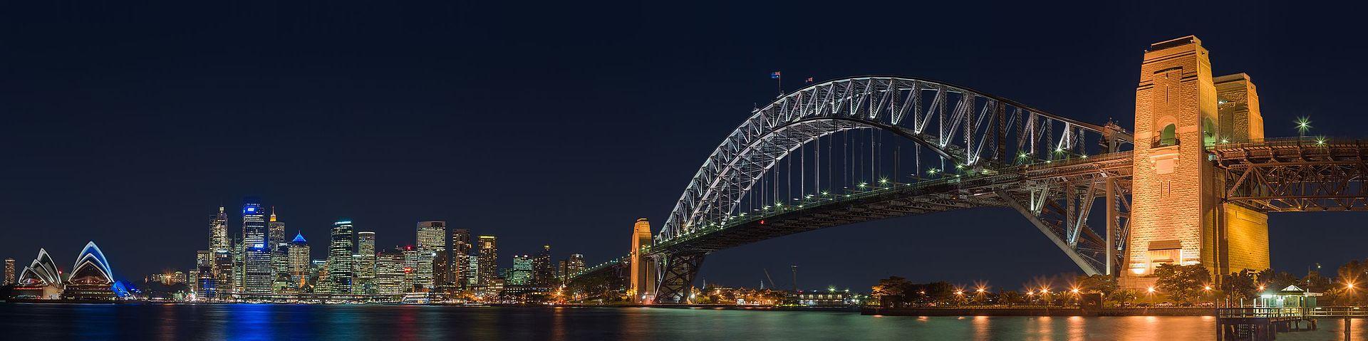 Avustralya Gezi Rehberi , Sidney Limanı ve Liman Körüsü