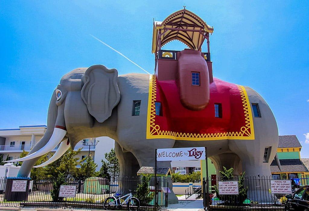Margate Elephant Lucy