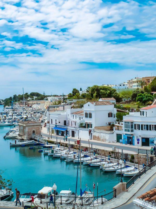 Minorka Adası, İspanya